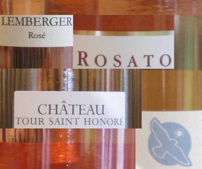 Weinprobe Rosé - Ausgabe 2016