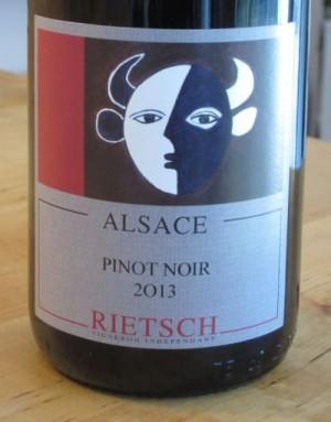 Domaine Rietsch - Pinot Noir 2013