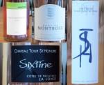 weinprobe bei Lenau Wein: zeit für rosé