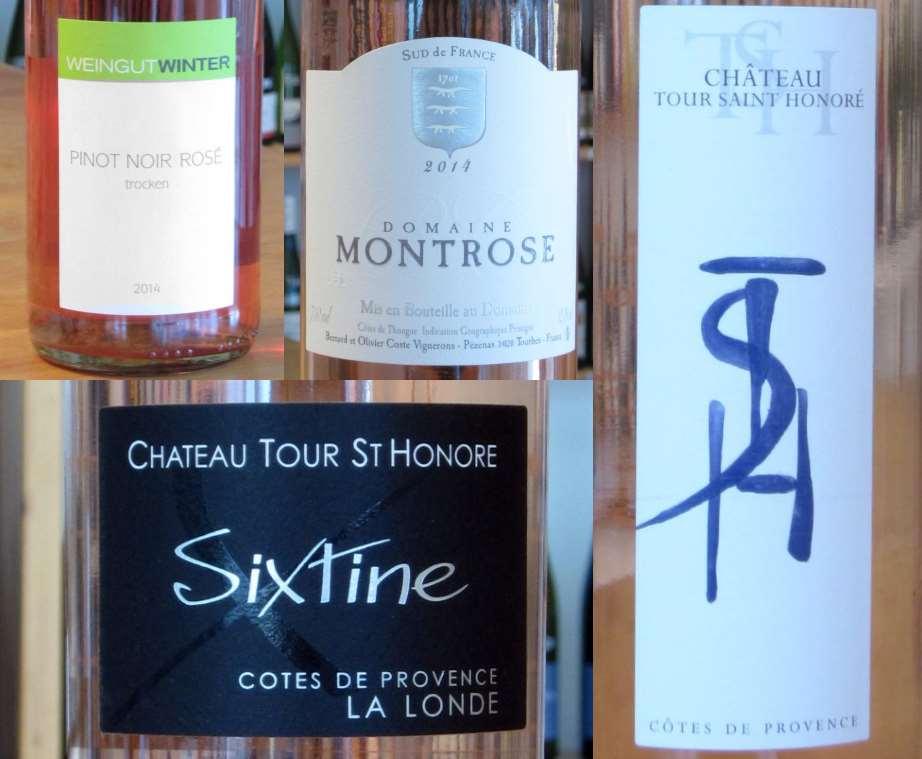 Weinprobe der Lenau Weinhandlung: Zeit für Rosé