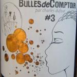 champgne bulles de comptoir #3 - charles dufour
