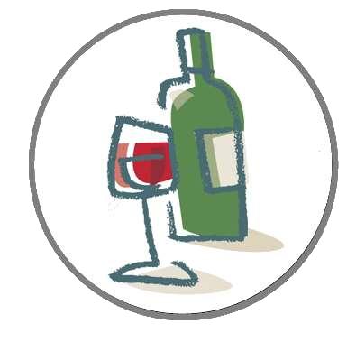 Lenau Wein Frankfurt - Logo rund