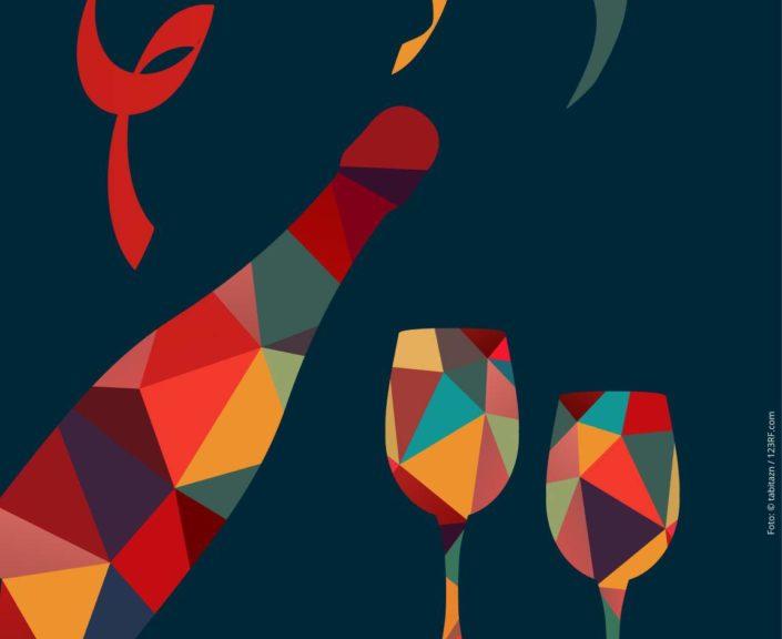 weinprobe: sekt - crémant - champagner 2017
