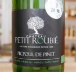 Picpoul de Pinet - Château Petit Roubié