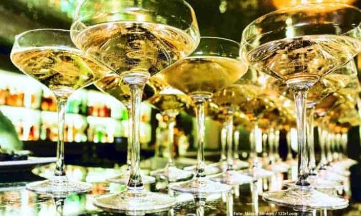 Weinprobe am 16.11.2018: Alles Champagner?!