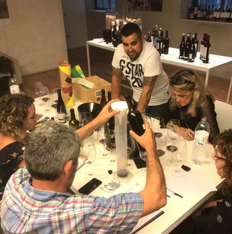 Weinwerkstatt mit Jürgen Wagner: Vielleicht noch etwas mehr Garnacha?