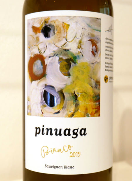 Pinuaga bianco