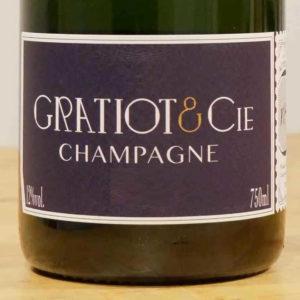 Champagne Almanach No 4 Millésime von  GRATIOT & Cie