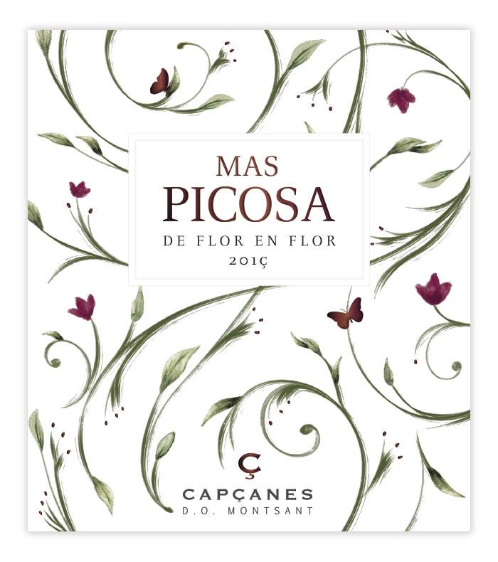 Mas Picosa Negre Wein aus Capçanes