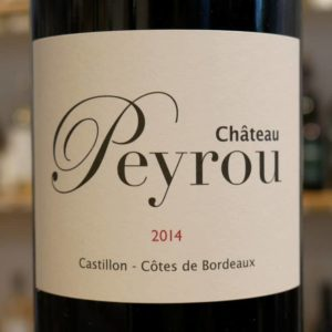 Château Peyrou 2014