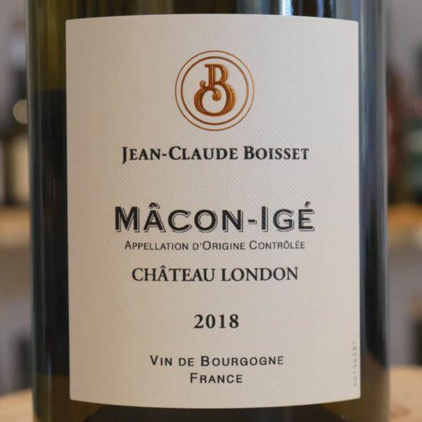 Château London 2018 von Jean Claude Boisset