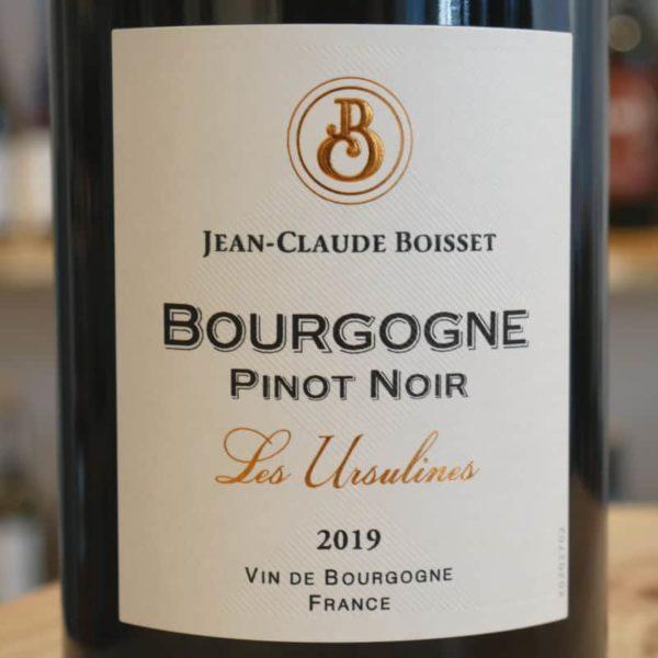Bourgogne Pinot Noir 2019 von Jean-Claude Boisset