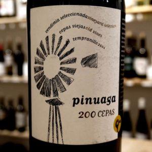 200 Cepas von Bodegas y Viñedos Pinuaga