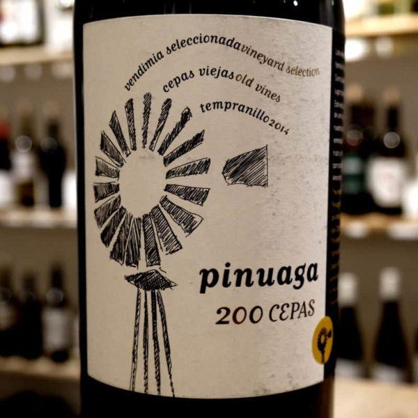 200 cepas von Bodegas Pimuaga