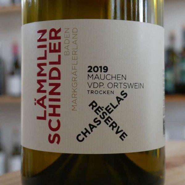 Chasselas Réserve von Weingut Lämmlin Schindler