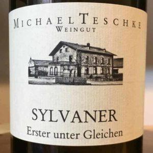 """Sylvaner """"Erster unter Gleichen"""" von Weingut Michael Teschke"""