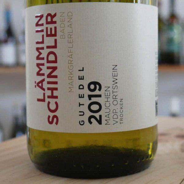 Gutedel von Weingut Lämmlin-Schindler