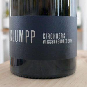 KIRCHBERG Weissburgunder von Weingut Klumpp