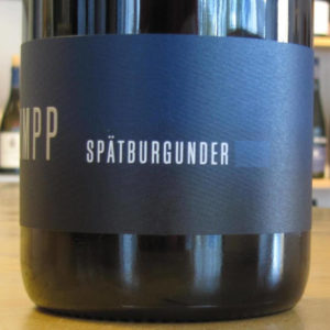 Spätburgunder von Weingut Klumpp