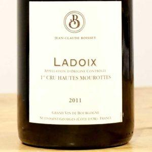 Ladoix 1er Cru Hautes Mourottes 2011 von Jean-Claude Boisset
