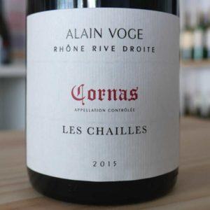Les Chailles Cornas 2015 von Domaine Alain Voge