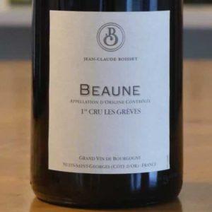 Beaune 1er Cru Les Grèves 2015 von Jean-Claude Boisset