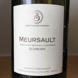 Meursault Le Limozin 2011 von Jean-Claude Boisset