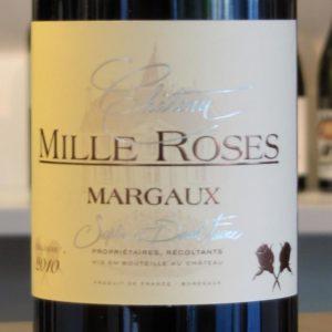 Château Mille Roses 2015 – Margaux AOP