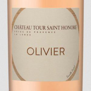 Olivier Rosé 2020 von Château Tour St Honoré