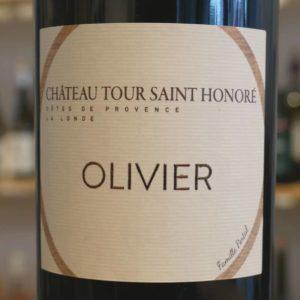 Olivier Rouge von Château Tour St Honoré