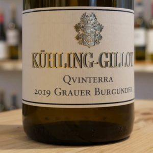 Qvinterra Grauer Burgunder von Kühling-Gillot
