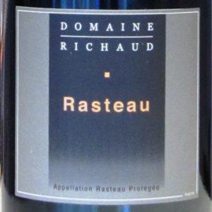 Rasteau Rouge von Domaine Richaud