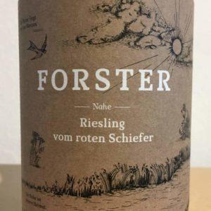 Riesling vom roten Schiefer von Weingut Forster