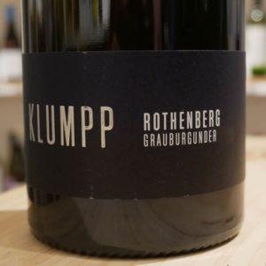 Rothenberg Grauburgunder von Weingut Klumpp