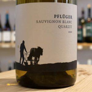 Sauvignon Blanc Quarzit von Weingut Pflüger