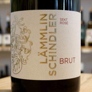 Sekt Rosé Brut von Weingut Lämmlin-Schindler