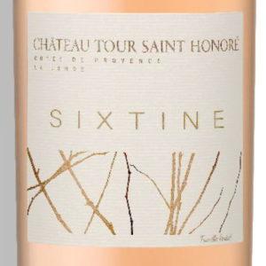 Sixtine Rosé 2018 von Château Tour St Honoré