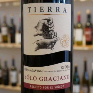 Solo Graciano – Rioja von Tierra Agricola Labastida
