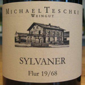 """Sylvaner """"Flur 19/68"""" von Weingut Michael Teschke"""