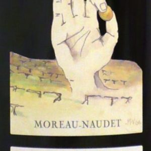 "Chablis Grand Cru ""Valmur"" von Domaine Moreau-Naudet"