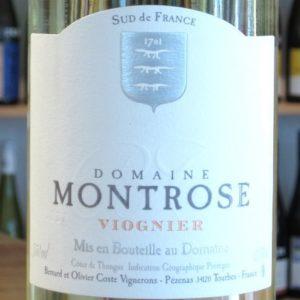Viognier von Domaine Montrose