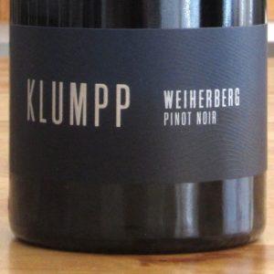 Weiherberg Pinot Noir von Weingut Klumpp
