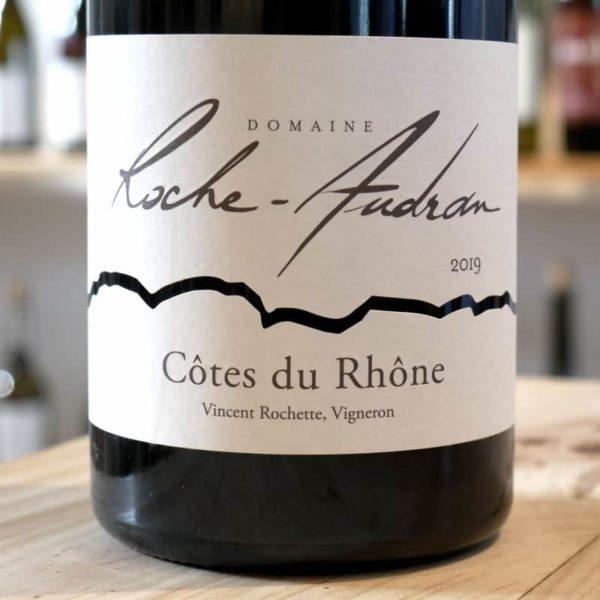 Côtes du Rhône Rouge von Domaine Roche-Audran