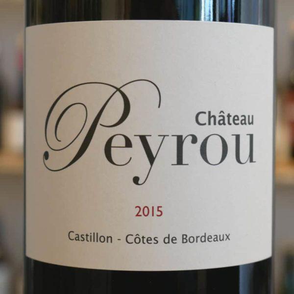 Château Peyrou 2015