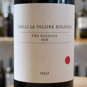 Vino Rosso von Cirelli La Collina