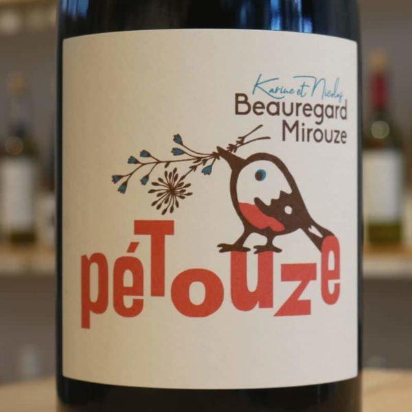 Pétouze PetNat von Beauregard Mirouze